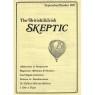 British & Irish Skeptic, The (1987-1990) - Vol 1 n 5 - Sept/Oct 1987