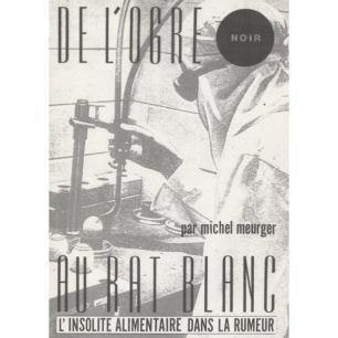 Meurger, Michel: De l'ogre au rat blanc