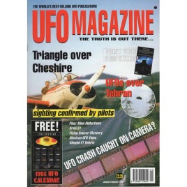 UFO Magazine (Birdsall, UK) (1998 - 1999)