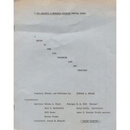 UFO Analysis & Research Bulletin (1969)