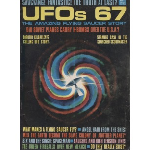 UFOs 67/68/69: The Amazing Flying Saucer Story - 1967 No 01