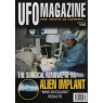 UFO Magazine (Birdsall, UK) (2000-2001) - 2000 July/Aug