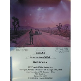 International UFO Congress (poster)
