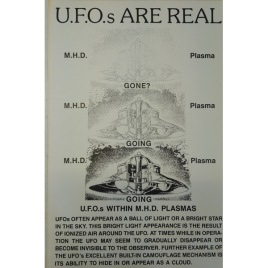 UFOs are Real (poster)