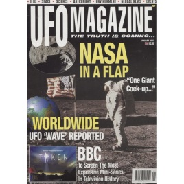UFO Magazine (Birdsall, UK) (2003-2004)