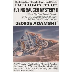 Adamski, George: Behind the flying saucer mystery II