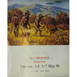 UFO Congress Tucson (poster)
