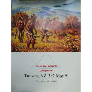 UFO Congress Tucson (poster) -