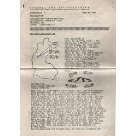 Journal für UFO-Forschung (1980-1983)