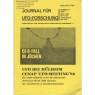 Journal für UFO-Forschung (1980-1983) - 30 - nr 6/83