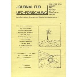 Journal für UFO-Forschung (1990-1994)