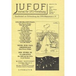 Journal für UFO-Forschung (1995-1999)