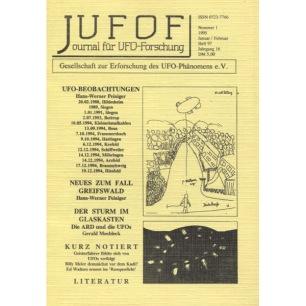 Journal für UFO-Forschung (1995-1999) - 97 - 1/95 - Jahrg 16