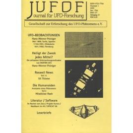 Journal für UFO-Forschung (2000-2004)