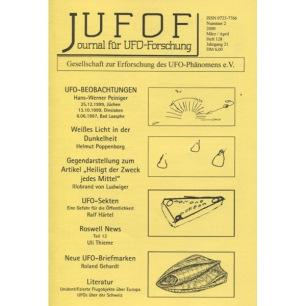 Journal für UFO-Forschung (2000-2004) - 128 - 2/00