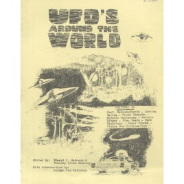 Babcock, Edward J. & Timothy G. Beckley (editors): UFO's around the world