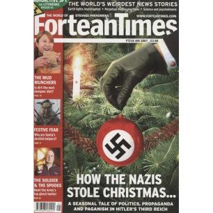 Fortean Times (2007-2008) - Nr 218 Jan 2007