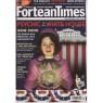 Fortean Times (2007-2008) - Nr 243 Dec 2008
