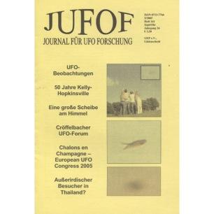 Journal für UFO-Forschung (2005-2009) - 161 - 5/05