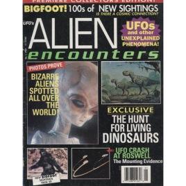 UFO's Alien Encounters (1994)