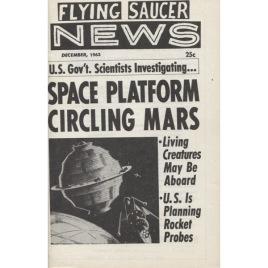 Flying Saucer News (1963-1979)