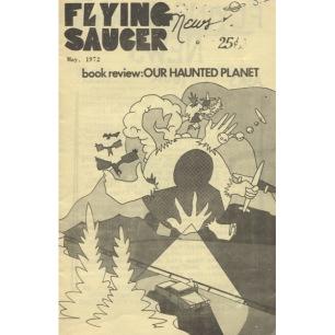Flying Saucer News (1963-1979) - May 1972
