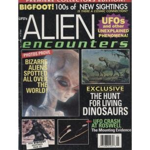 UFO's Alien Encounters (1994) - No 1