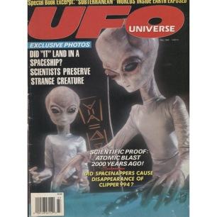 UFO Universe (1992-1998) - Fall 1992