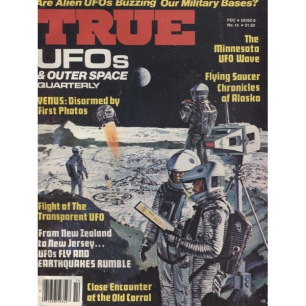 True UFOs & Outer Space Quarterly (1979-1981) - No 14