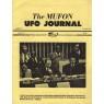 MUFON UFO Journal (1976-1978) - 131 - Oct 1978