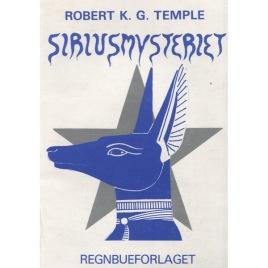 Temple, Robert K.G.: Siriusmysteriet.