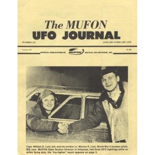 MUFON UFO Journal (1979-1981) - 133 - Jan/Febr 1979