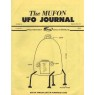 MUFON UFO Journal (1979-1981) - 134 - Mar/Apr 1979