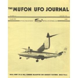 MUFON UFO Journal (1982-1984)