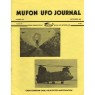 MUFON UFO Journal (1982-1984) - 187 - Sept 1983
