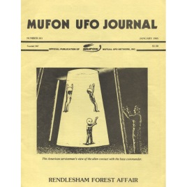 MUFON UFO JOURNAL (1985 - 1986)