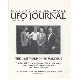 MUFON UFO Journal (1993 - 1994)