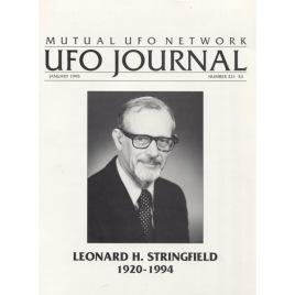 MUFON UFO Journal (1995 - 1996)