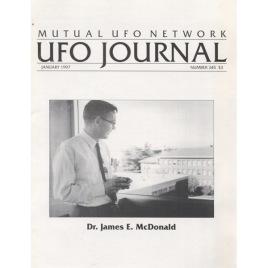 MUFON UFO Journal (1997 - 1998)