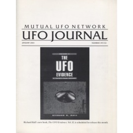 MUFON UFO Journal (2001 - 2002)
