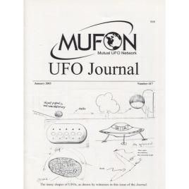 MUFON UFO Journal (2003 - 2004)