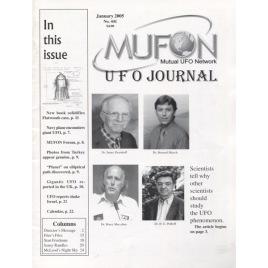 MUFON UFO Journal (2005 - 2006)