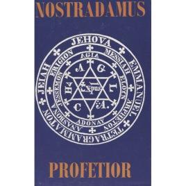 Ohlmarks, Åke (red.): Nostradamus profetior. Quatrainer i urval om världens öden 1555-2797