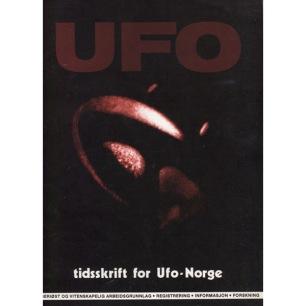 Ufo Norge (1982-1986) - 1982 Vol 1 No 1