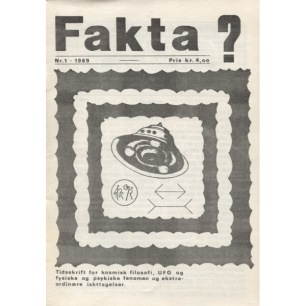 Fakta? (1969-1973) - 1969 No 1