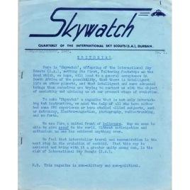Skywatch S.A. (1967-1977)