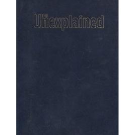 Unexplained (Orbis) complete collection Vol 1-12