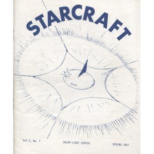 Starcraft (1966-1976) - Vol 2 no 2&3 - Summer/fall 1967