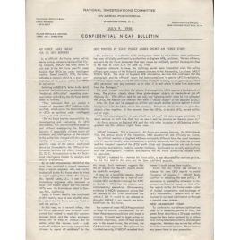 NICAP Bulletin (1958-1965)