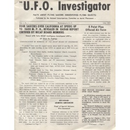 U.F.O Investigator (1957-1964)